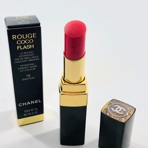 Chanel Rouge Coco Flash Lip Colour 78 Emotion